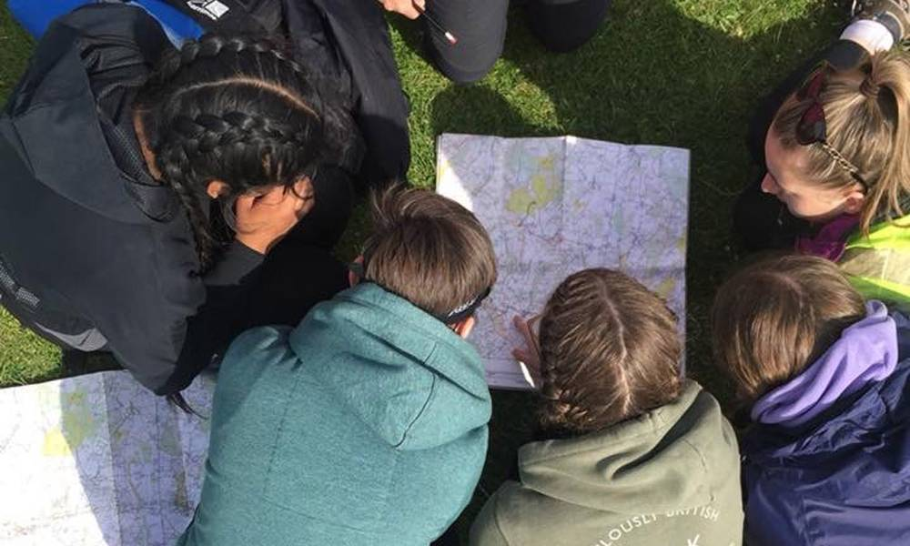 DofE GROUP EXPEDITION PROGRAMMES