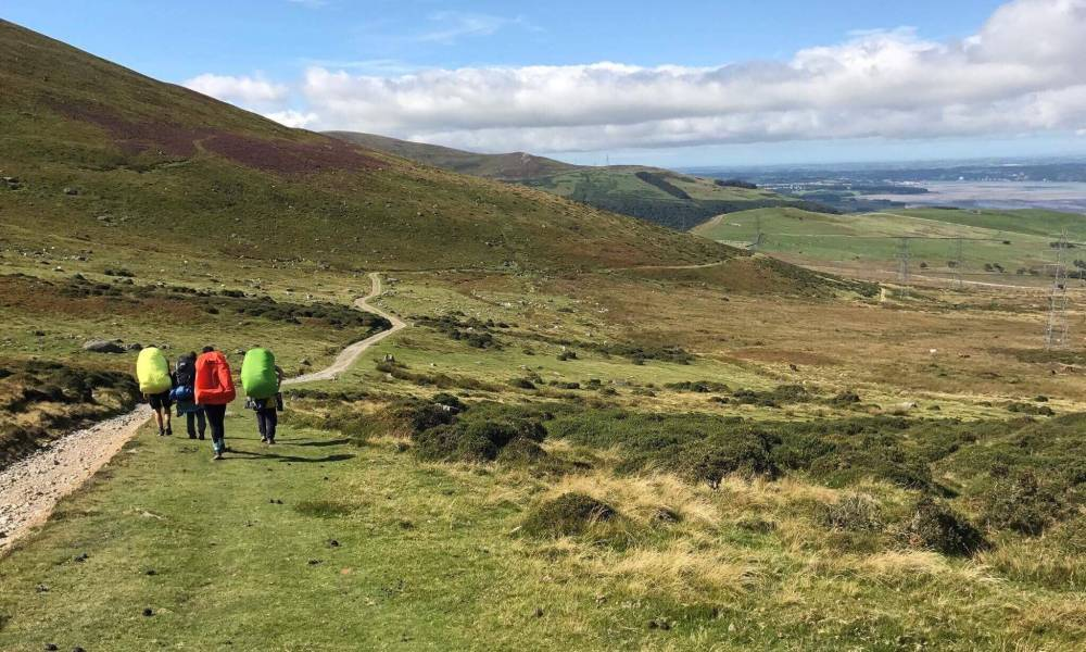 GOLD DofE OPEN EXPEDITION PROGRAMME