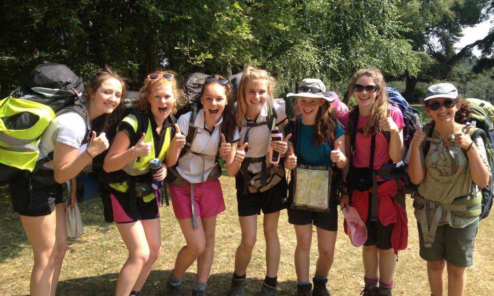 SILVER DofE OPEN EXPEDITION PROGRAMME
