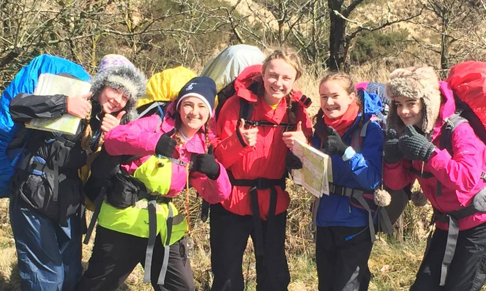 DofE Open Expedition Programmes from ADTREX in Kent